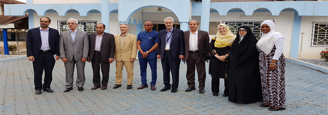 President of University of Tehran Attended the IAU Events in Accra, Ghana