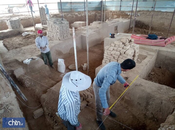 Open-air museum being set up featuring millennia-old relics in northeast Iran