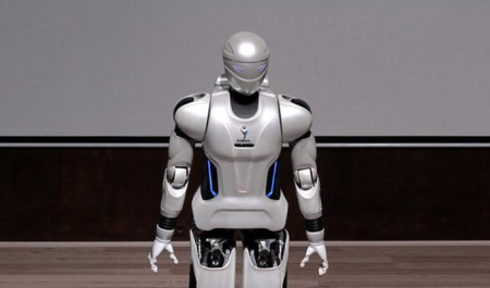 The University of Tehran has unveiled the third version of its humanoid robot Surena