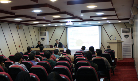 Deputy Minister for Non-European Countries and Economic Diplomacy at Czech Republic Ministry of Foreign Affairs Presented a Lecture at Faculty of Economics , University of Tehran