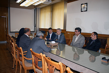 Ambassador of Bangladesh Met with President of University of Tehran