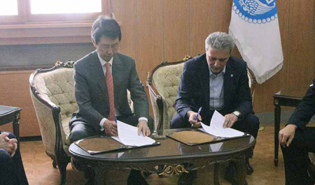 Research collaboration between the Korean Foundation for Advanced Studies (KFAS) and University of Tehran