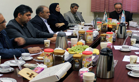 A high ranking delegation from University of Nizwa, Oman visited College of  Science, University of Tehran