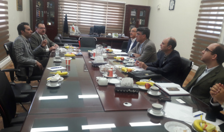 Vice Rector of The Central University of Ecuador visits UT