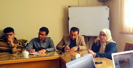 Workshop on Chabahar Port and Regional Cooperation was held at Center for Central Eurasian Studies, UT