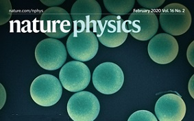 Article of UT Professor published at Nature Physics
