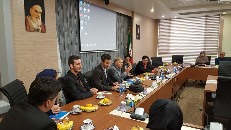 Mayor of Sarajevo visits Faculty of Social Sciences, University of Tehran