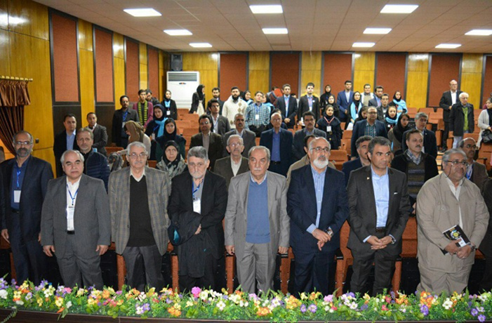 The International Symposium of Veterinary Surgery was held at the University of Tehran