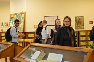 Bonn University Delegation Visited Dehkhoda Institute and International Center for Persian Studies